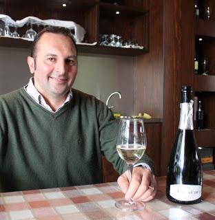 Luigi Bagnoli, produttore di vini nell'Oltrepò Pavese