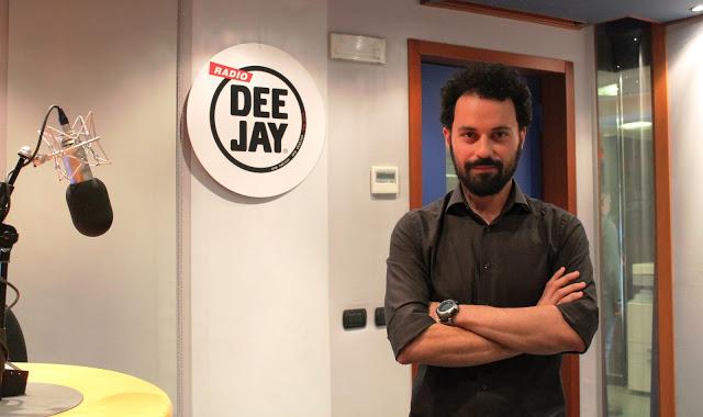 Francesco Quarna Radio Deejay intervista vino