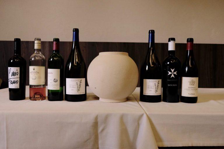 Clayver vinificazione affinamento vino