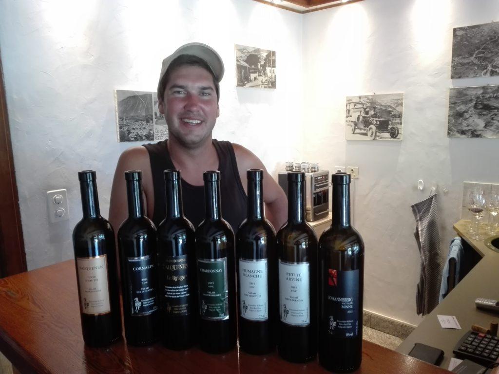 Svizzera wine tour swiss vino Valais Vaud Geneve cantine Vallese Ginevra visita (41)