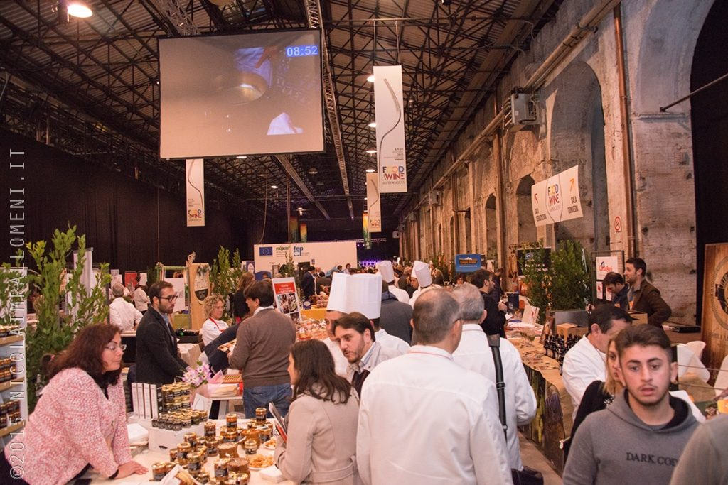 food and wine in progress alla leopolda agroalimentare