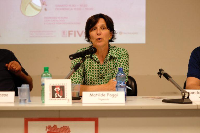 Matilde Poggi è la nuova presidente dei Vignaioli europei Cevi