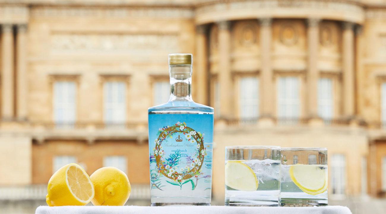 Nasce il Gin ufficiale della Corona Britannica