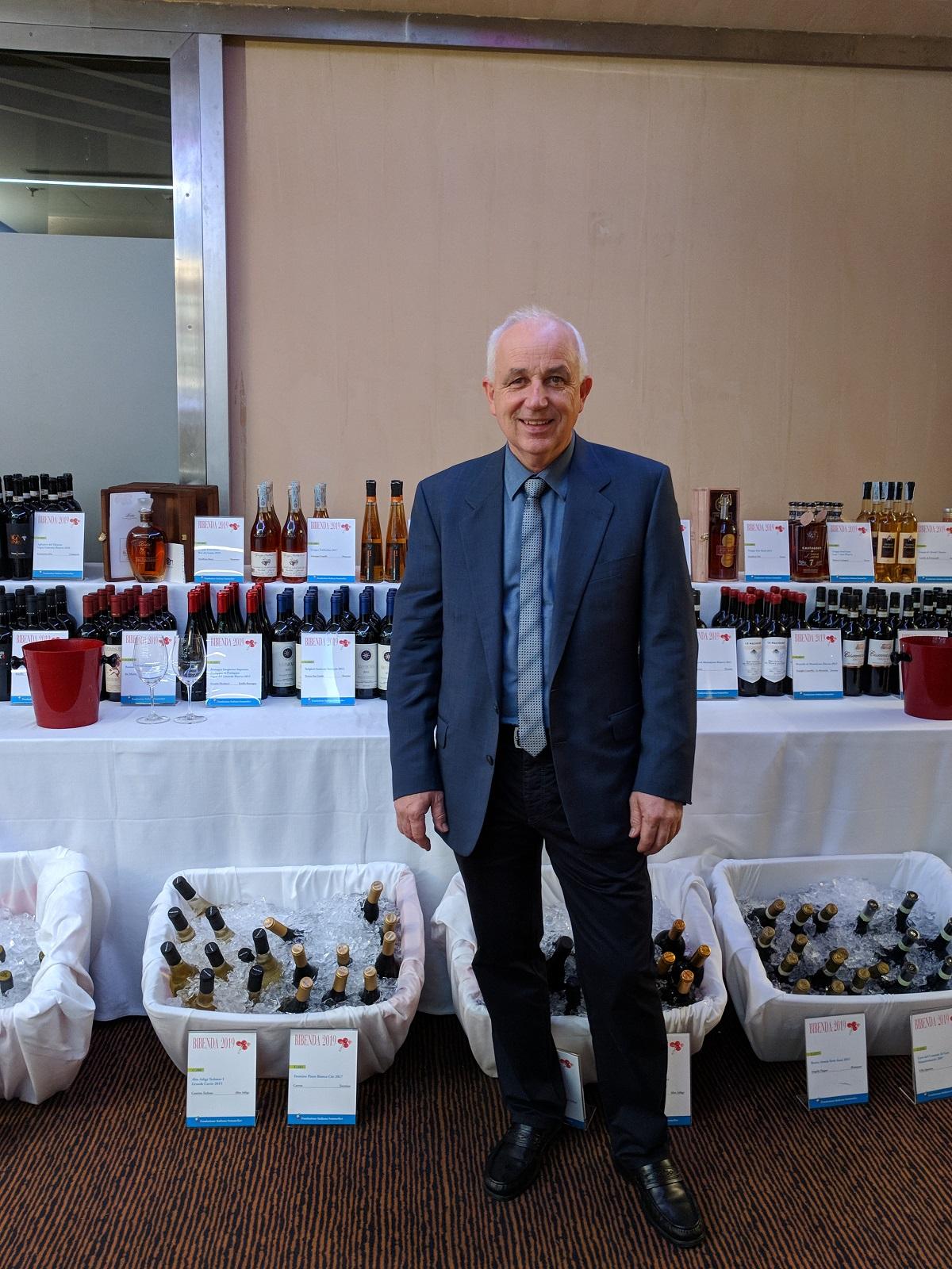 Bruno Pilzer è il nuovo presidente dell'Istituto di Tutela Grappa del Trentino