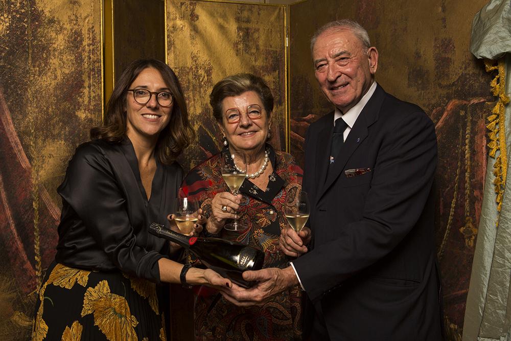 Vittorio Moretti lascia la presidenza di Terra Moretti Vino alla figlia Francesca