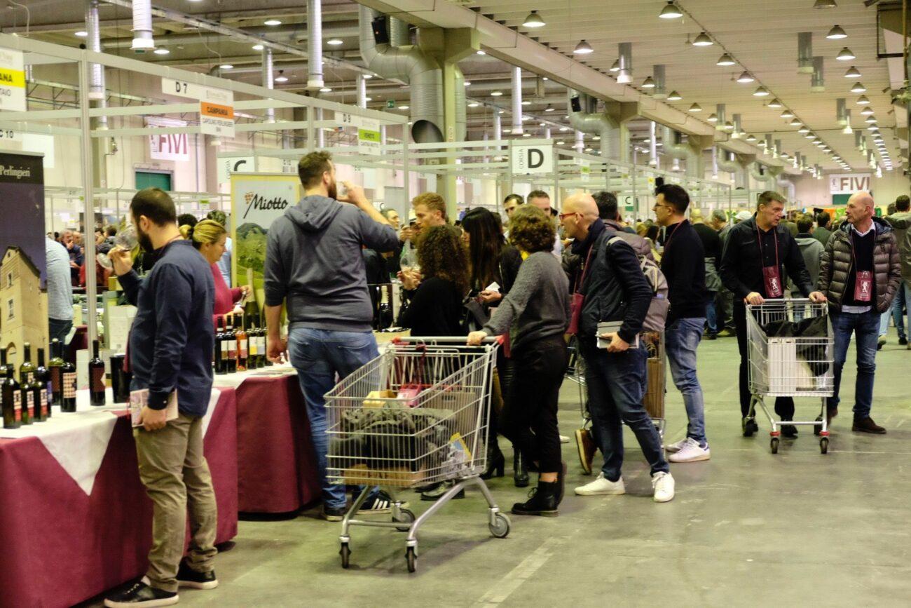 Confermato il Mercato dei Vini dei Vignaioli Indipendenti Fivi 2021