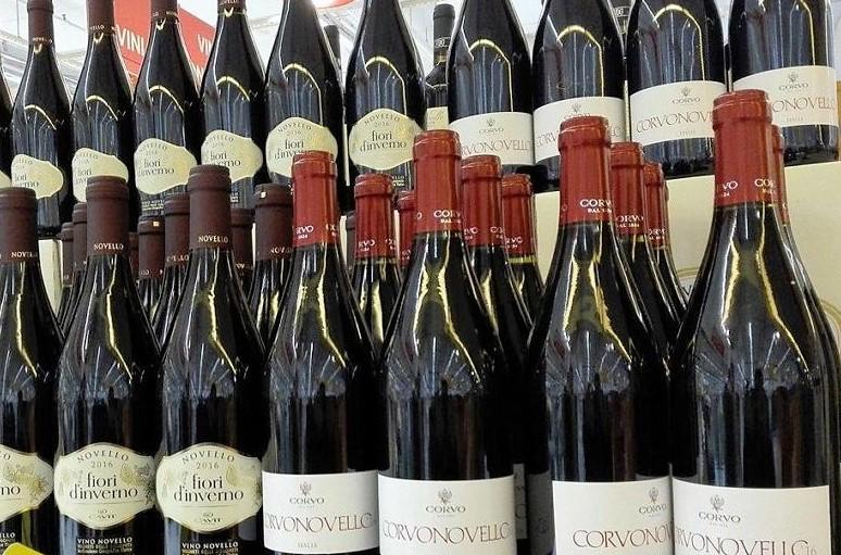 Novello batte Beaujolais nouveau: 3,5 milioni di bottiglie per la vendemmia 2020