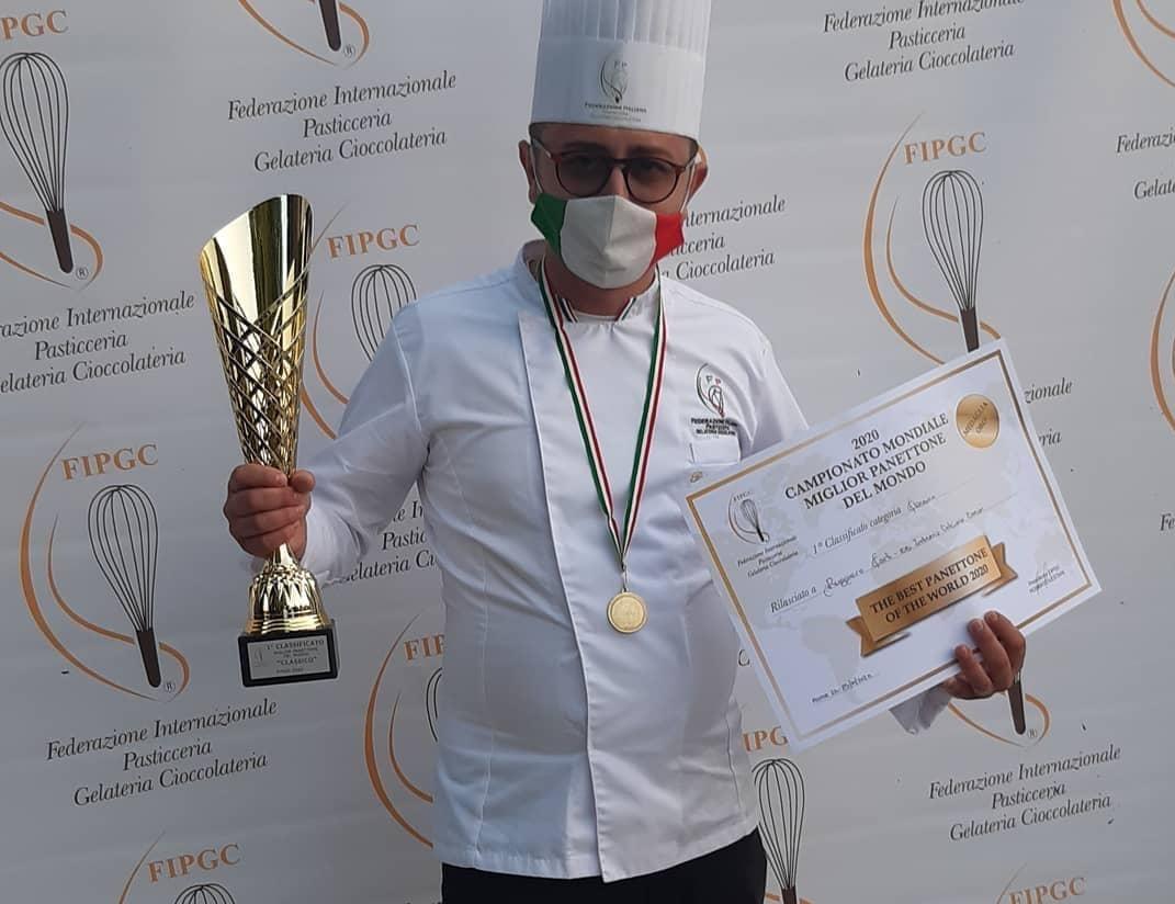 Miglior Panettone Classico del Mondo 2020: vince il giovane Ruggiero Carli