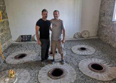 Menat, il vino calabrese in anfora georgiana: Gianni Lonetti fonda una nuova cantina