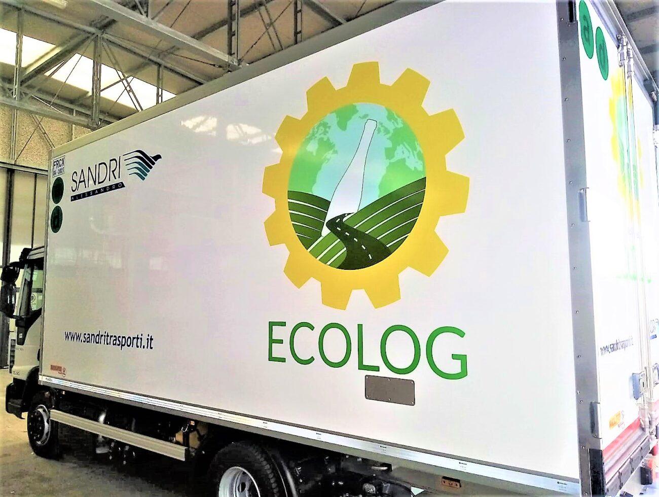Ecolog, La Corriera delle Langhe meno traffico e più vendita diretta in cantina