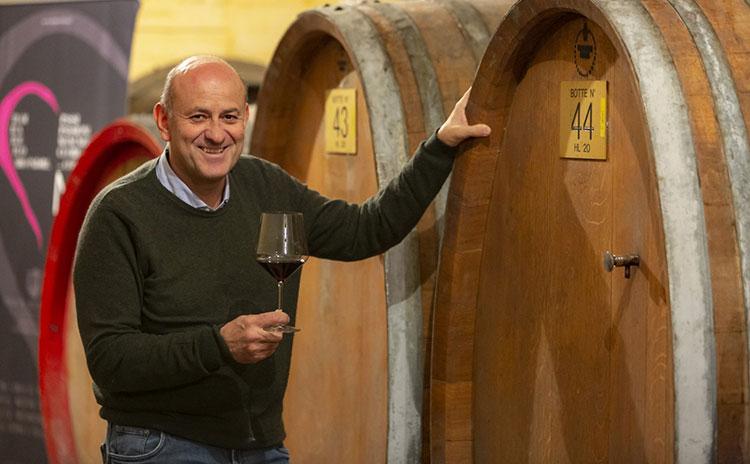Movimento Turismo del Vino: Nicola D'Auria confermato presidente