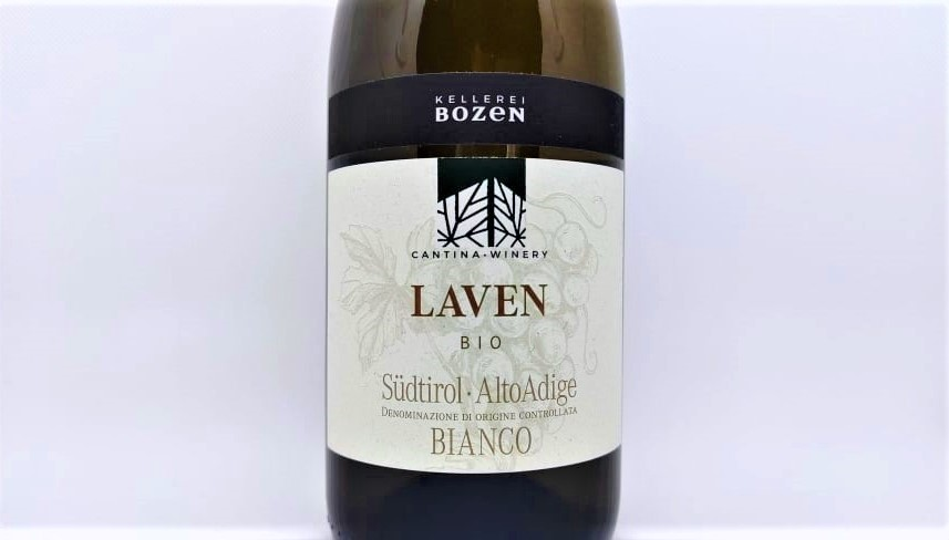 Südtirol Alto Adige Doc Bianco 2020 Laven Bio Cantina Bolzano