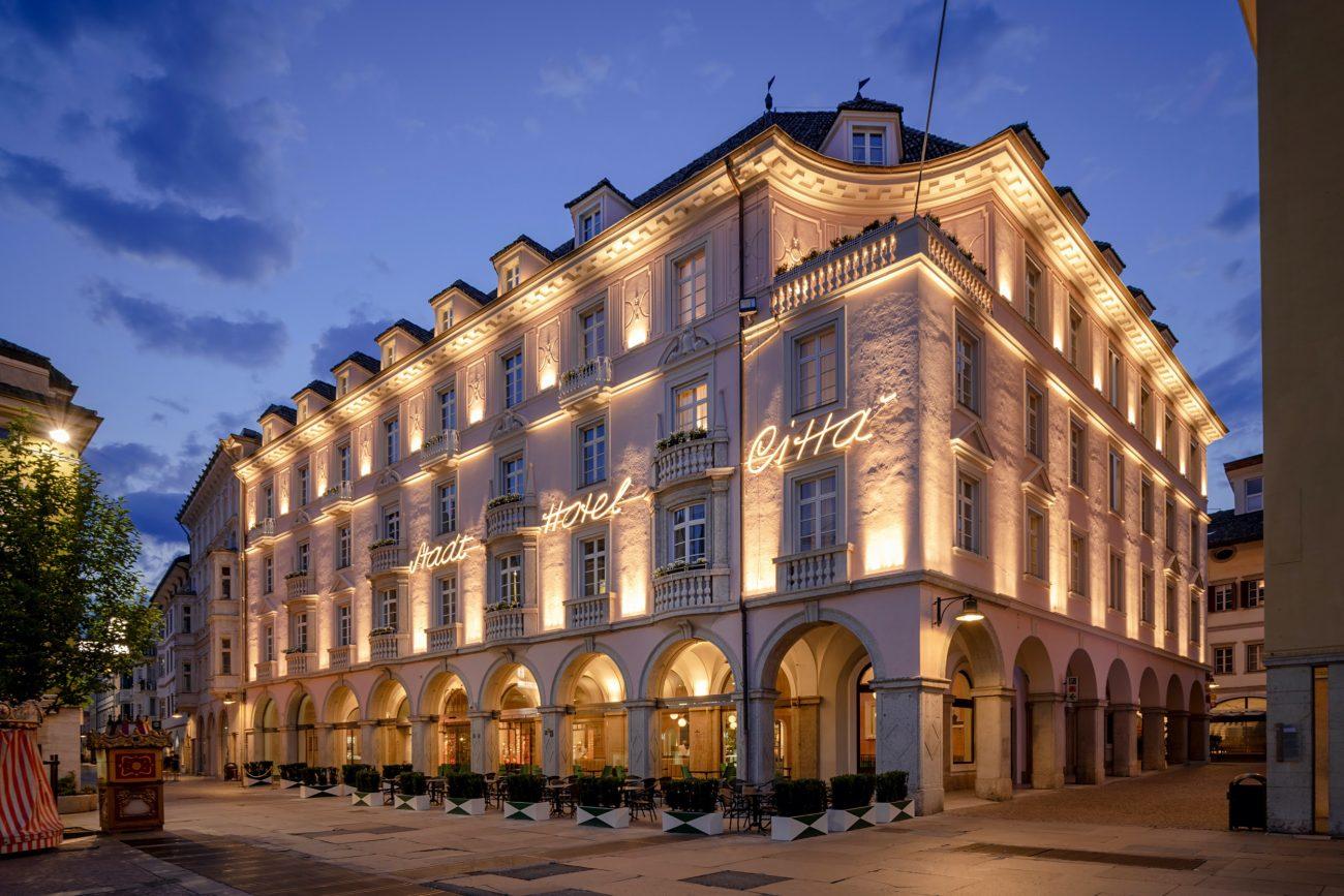 Bolzano riapre lo storico Stadt Hotel Città grazie a Forst e Podini