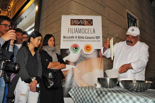 Cibus di Parma ecco la Caprese in versione gelato
