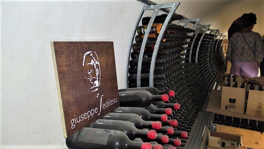 Sedilesu famiglia del vino di Mamoiada l'azienda si fa in tre con Mulargiu Malarthana e Teulargiu