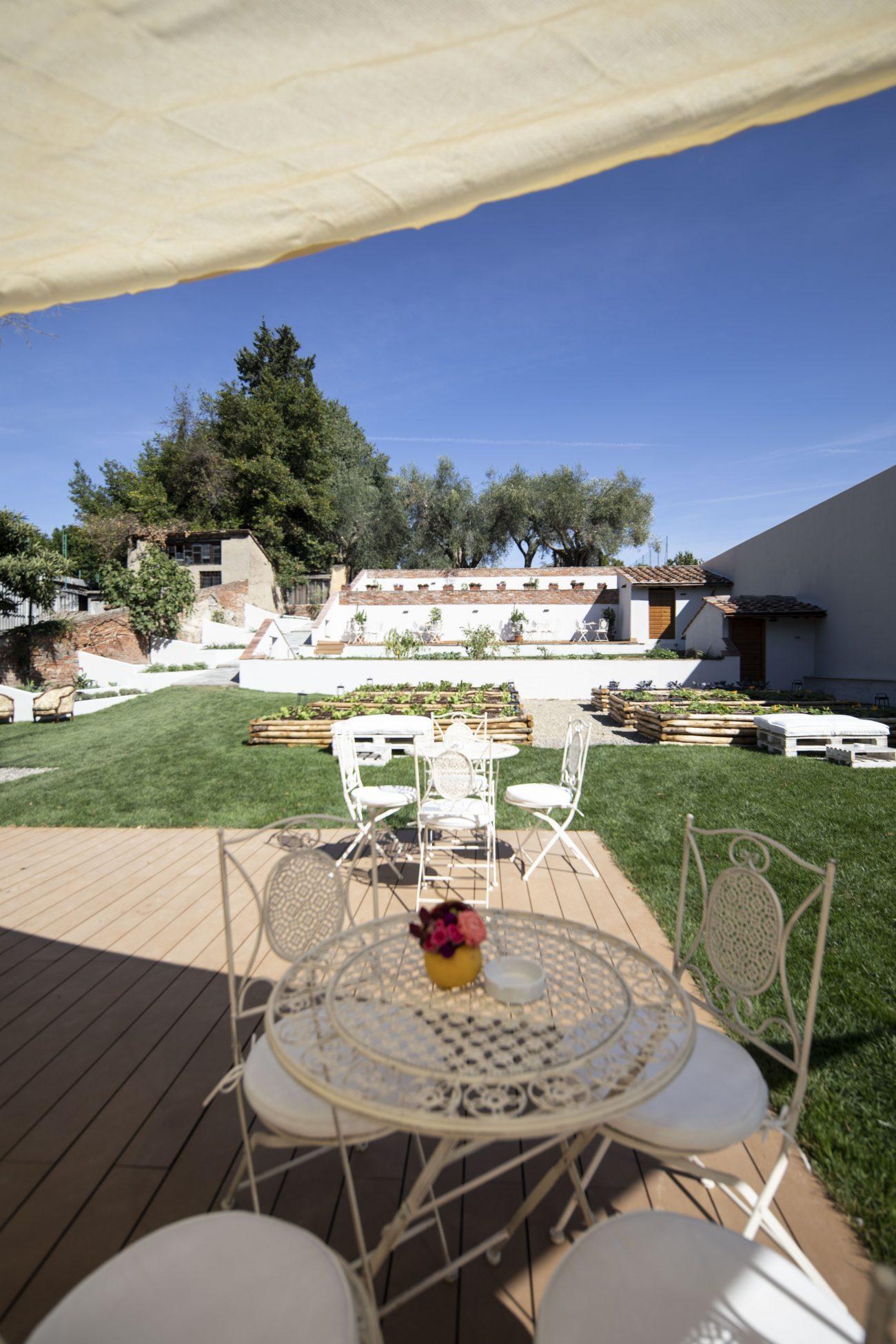 Orto San Frediano, la prima garden kitchen di Firenze