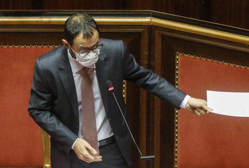 Patuanelli, informativa al Senato sul Prosek croato «Netta contrarietà alla proposta»