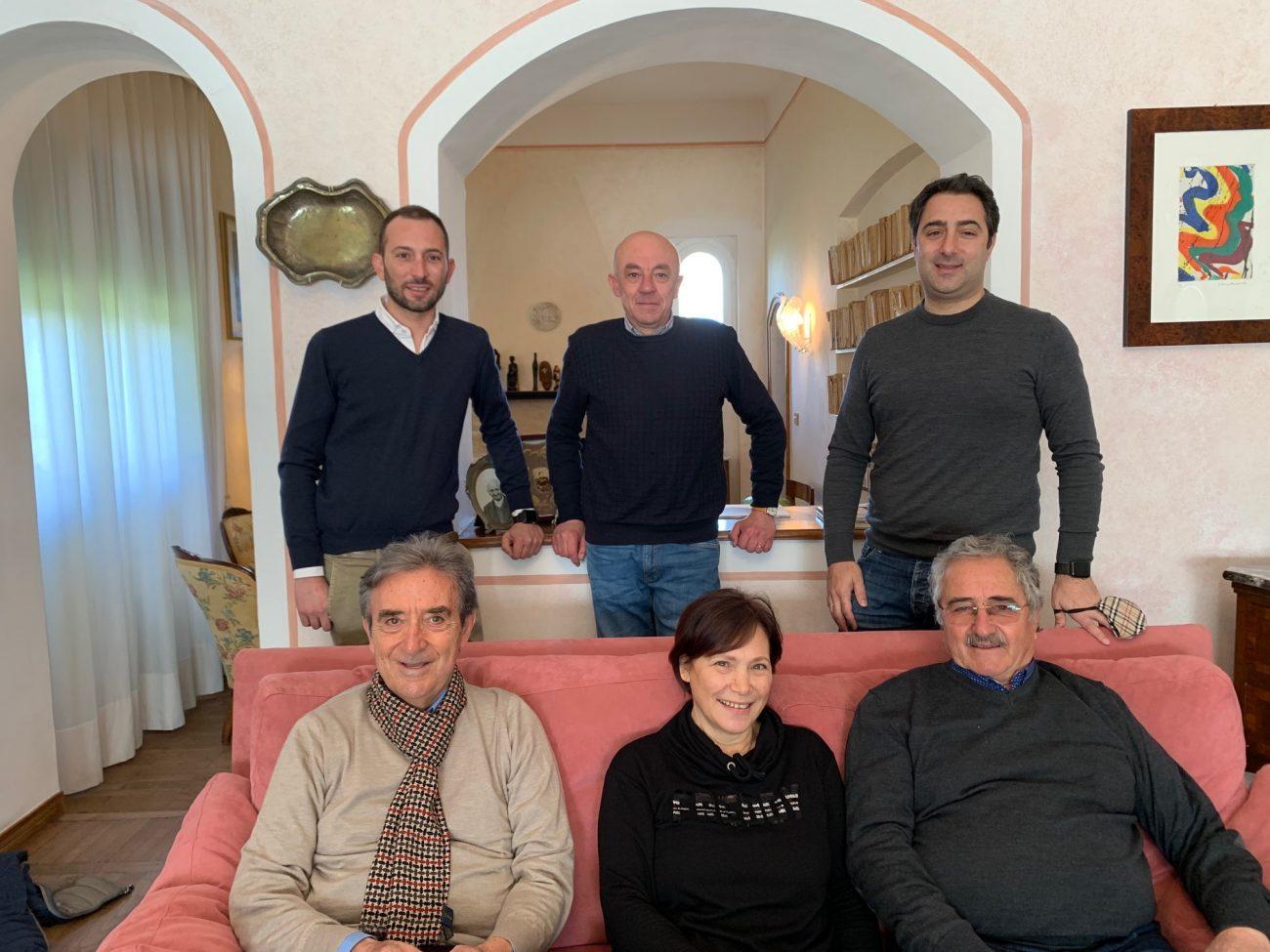 Riccardo Cotarella è il nuovo consulente di Villa Acquaviva